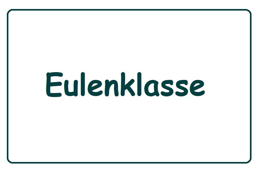 Eulenklasse
